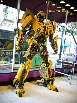 Bumblebee Transformers Statues Figures for sale