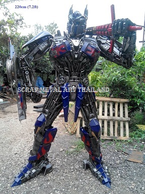 Transformers Optimus Prime Statues Figures for sale Age of Extinction model